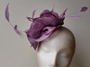 Couture by Beth Hirst Purple swirls